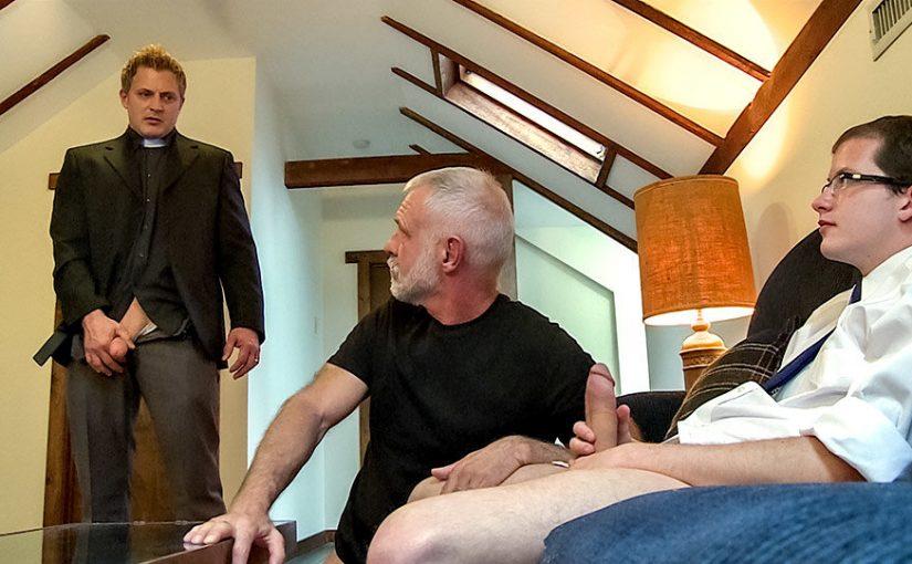 Allen Silver, Devin Moss & Michael Anthony