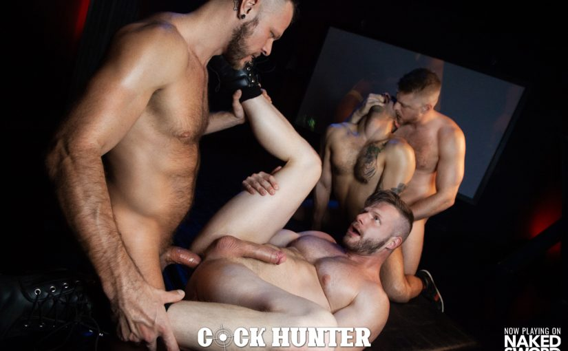 Cock Hunter – Raging Stallion
