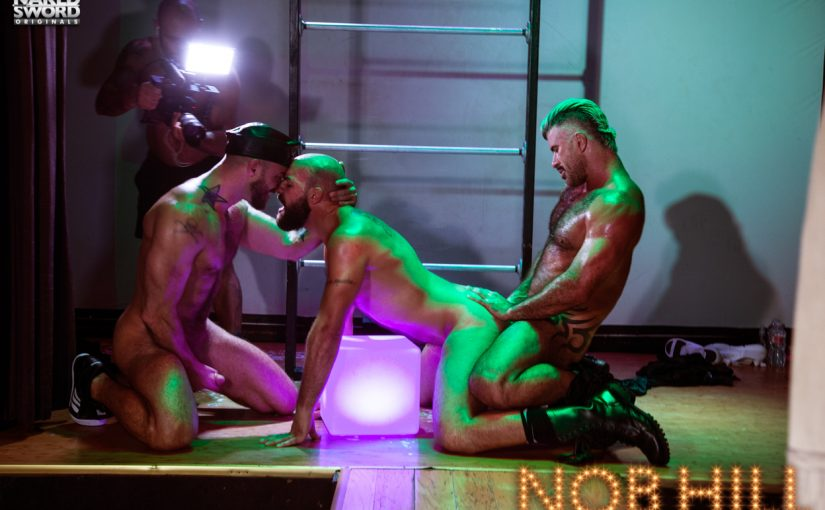Nob Hill Episode 4: Going Out With A Bang – NakedSword Originals