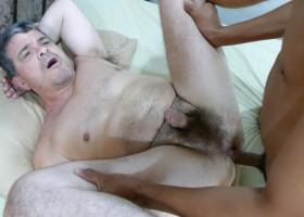 Daddy Teaches Str8 Virgin Boy JR