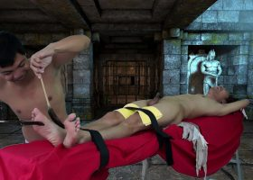 Daddy's Dungeon – Tickling Chi