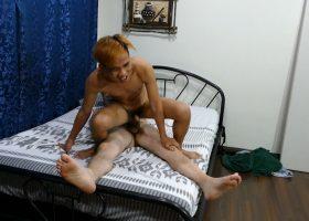 Daddy Plays With Nishi
